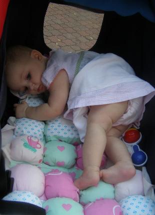 Супер мягкий матрасик в коляску для вашего малыша!