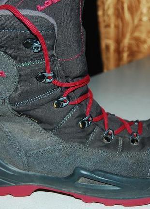 Зимние ботинки lowa 38  размер