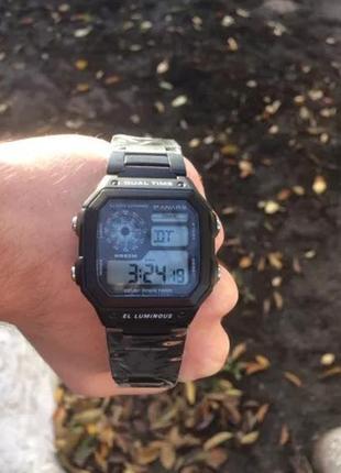 Электронные часы panars