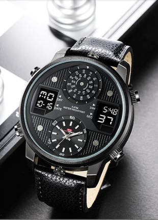 Стильные мужские кварцевые часы