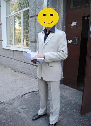 Костюм мужской классический_на свадьбу_торжество_выпускной