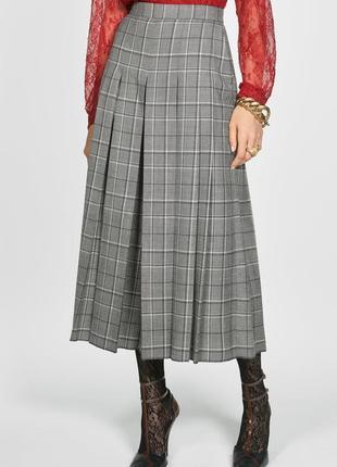 Юбка-брюки женская zara испания