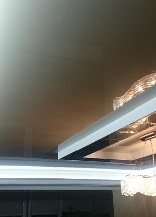 Монтаж светодиодной ленты, установка светильников