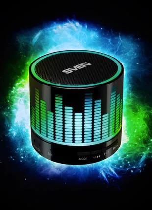Портативная Bluetooth - колонка Sven