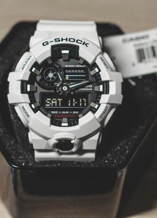 Оригинальные часы casio g-shock ga700-7a