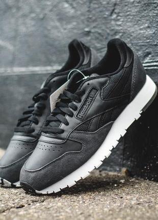 Reebok classic leather mo | оригинальные кроссовки