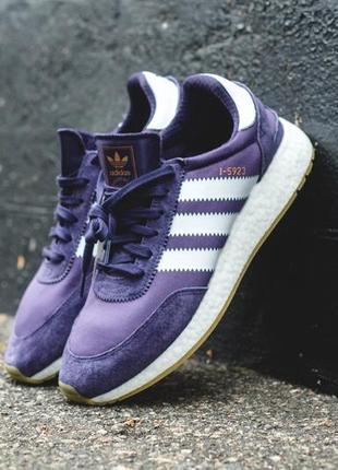 Adidas i-5923 purple   оригинальные кроссовки
