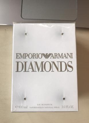 Giorgio Armani Emporio Armani Diamonds парфюмированная вода 100ml