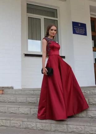 Выпускное платье на худенькую девочку
