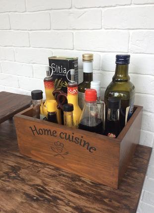 Ящик для соусов