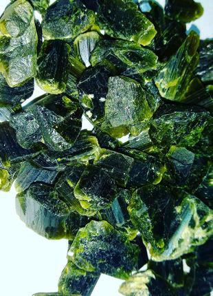 Зелёный турмалин - Верделит