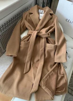 Пальто женское демисезон на подкладке кашемир