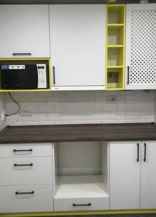 Кухня на заказ, корпусная мебель, шкафы, комоды, кровати на лю...