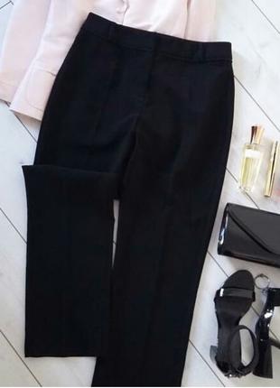 Лаконичные базовые брюки со стрелками для деловой девушки..# 187