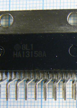 УНЧ для автомобильных усилителей HA13158 производства Hitachi