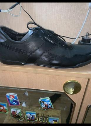Туфли мужские кожа,остатки