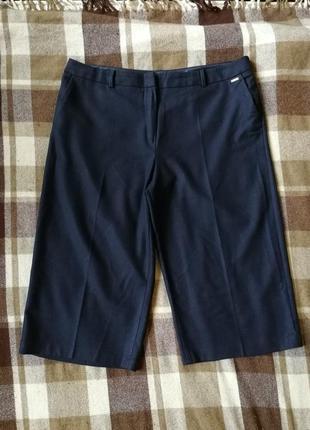 Тёплые шорты с шерстью и стретчем marks&spanser