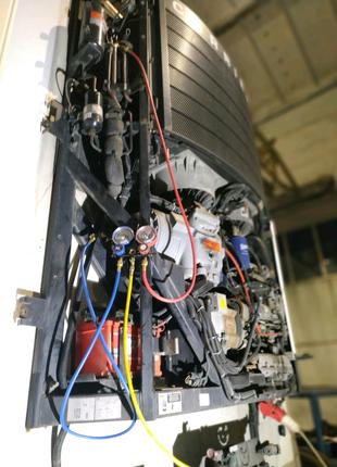 Ремонт транспортного холодильного обладнання, рефрижераторів