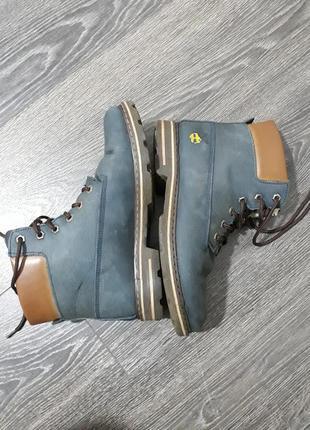 Ботинки (осень-весна)