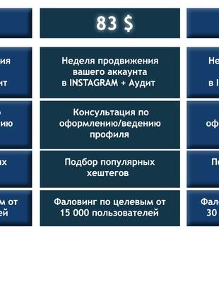 Целевые подписчики в Instagram