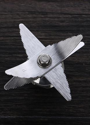 Шести лопастной 3D нож для блендера