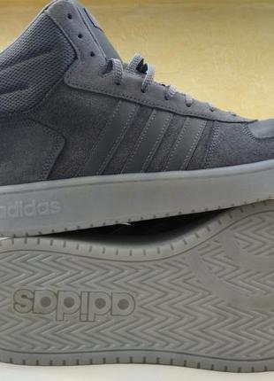 Кроссовки adidas hoops 2.0 mid ultraboost eqt support jogger g...