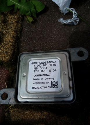Лямбда зонд NOX Mercedes оригинал  А 000 905 00 08