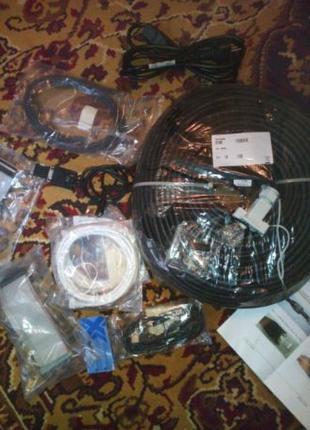 Продам кабель витая пара сетевой шнур питания юсб провод для п...