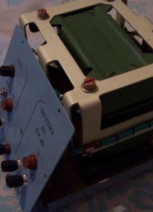 Блок питания от 24 и 32 до 127 В переменный ток трансформатор ...