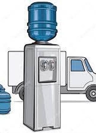 Кулер помпа. Доставка воды в 19л бытылках вода с доставкой.