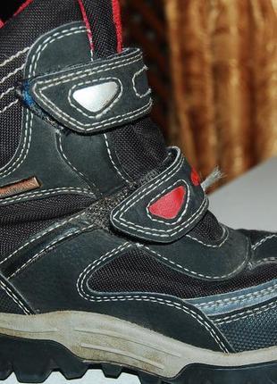 Зимние ботинки geox 27 размер