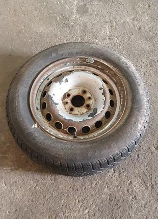 """Колесо 175/70 R14 (зима) 4x98 """"Pirelli"""" Fiat Doblo 2000-2004"""