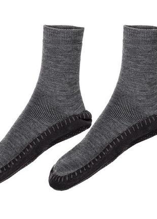 Домашние тапочки, носки-сапожки 43-44, 29 см livergy германия