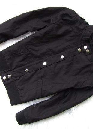 Стильная куртка бомбер h&m