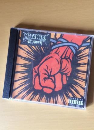 Музыка cd группа Metallica : st. anger. creative