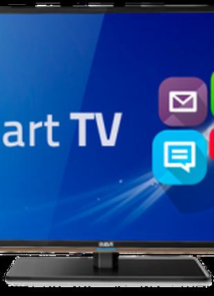 Установка и настройка Smart TV на телевизор. Подвес на стену. ...