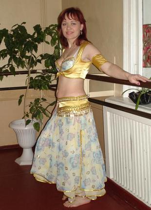 Восточный костюм для танцев живота