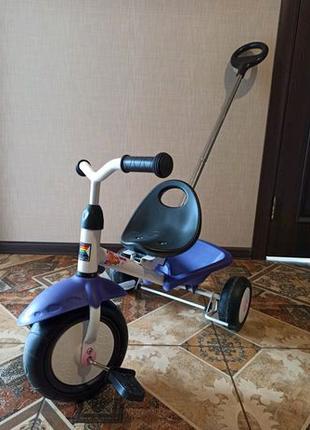 Трёхколёсный велосипед детский kettler pablo cube