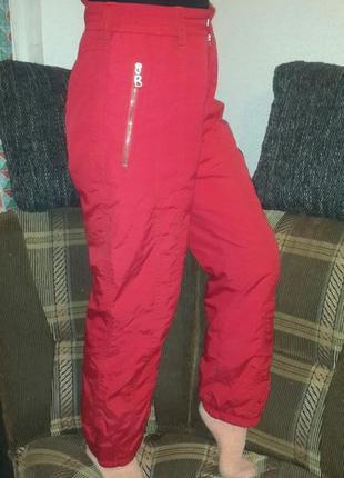 Термо штаны лыжныеиз канады размер s