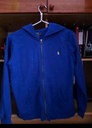 Олимпийка кофта Ralph Lauren ральф