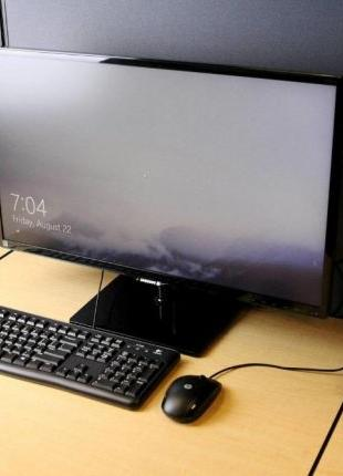 27-дюймовий монітор Samsung SD390: чудовий ігровий режим з від...
