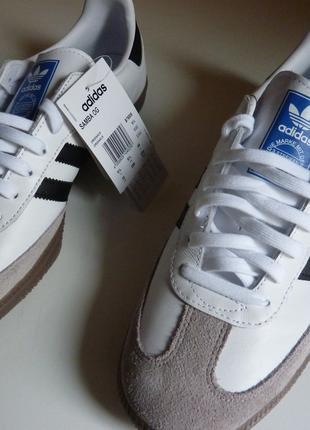кроссовки adidas samba.