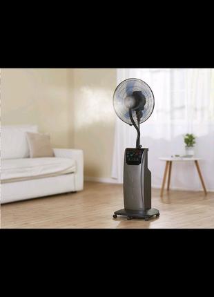 Вентилятор,зволожувач,ароматизатор,5 в 1. ROVUS