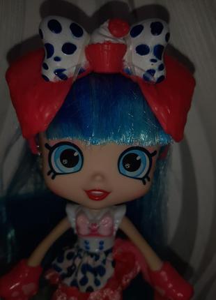 Милашка куколка шопкинс джессикейк