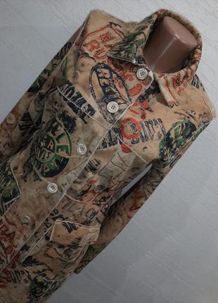 Стильное винтажное пальто от max mara