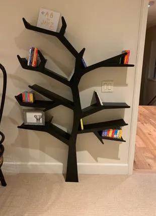Полка-дерево