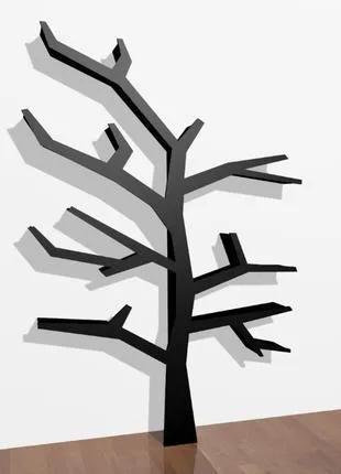 Полка-дерево, Tree Bookshelf