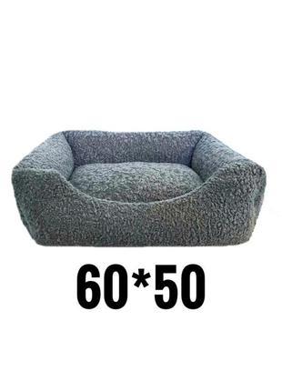 Лежанка лежак для собак и кошек животных