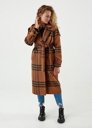 Ультрастильное пальто из итальянской шерсти
