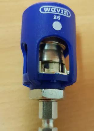 Калибратор для металлопластиковых труб   25mm   Wavin